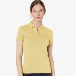 Lacoste Slim Fit Stretch Piqué Polo Shirt